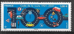 Année 2021 _ 5493** _ - Unused Stamps