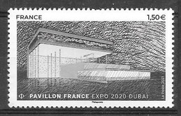 Année 2021 _ 5495** _ - Unused Stamps
