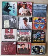 Lot 12 CD Coffrets Albums NEUFS SOUS BLISTER/ OCCASION (tous Les Genres) 25 Cd - Non Classificati