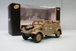 Cararama - VW VOLKSWAGEN TYPE 82 1/4 4x4 K Militaire Neuf NBO 1/43 - Cararama (Oliex)