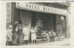 "HERAULT : Beziers, TOP Carte-Photo, ""Docks Méridionaux"" A Situer... - Beziers"