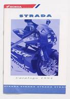 12365 Brochure Pubblicitaria - HONDA Catalogo Strada 1994 - Moto