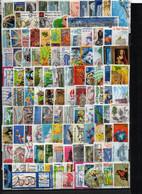 Lot De 110 Timbres Oblitérés - FRANCE - - Lots & Kiloware (mixtures) - Max. 999 Stamps