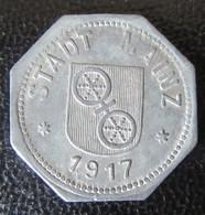Mainz / Mayence - Kleingeld 10 Pfennig 1917 - Monnaie Octogonale - 10 Pfennig