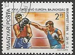 HONGRIE -  26ème Championnats D'Europe De Boxe - Pugilato