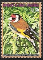 Equatorial Guinea - MNH ** 1976 : European Goldfinch - Carduelis Carduelis - Zangvogels