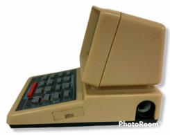 16641 Temperino Calcolatrice - Computerized Calculator Alarm Clock 882 - Non Classificati
