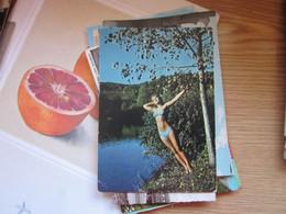 Pin Ups Girl Swimsuit  Potcards - Pin-Ups