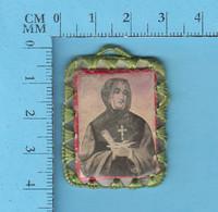 Religion - Sachet Porte-bonheur, Convension Avec Le Sacré Coeur, Venerable Mère D'Youville - Religion & Esotérisme