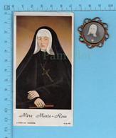 Religion - Reliquaire Portatif Et Image, Mère Marie Rose - Religion & Esotérisme