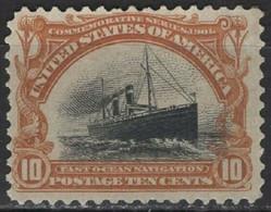 United States 1901 10c ☀ US 299/$300 Pan-America ☀ MNH** - Unused Stamps