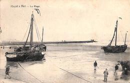 Heist - Heyst - La Plage (Bateaux De Pêcheurs 1909) - Heist