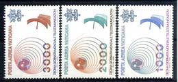 1978 VATICANO PA Posta Aerea SC3V MNH ** - Posta Aerea
