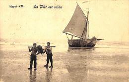 Heist - Heyst - La Mer Est Calme (animée Saia 1926) - Heist