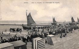 Heist - Heyst - La Plage. Concours De Forts (animation 1909 H21 ) - Heist