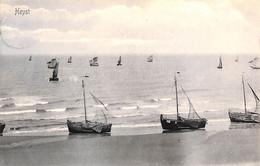 Heist - Heyst - Bateaux De Pêche (Nels Serie Delft 1906) - Heist