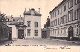 LOUVAIN INSTITUT PARIDAENS ET PLACE ST ANTOINE - Leuven