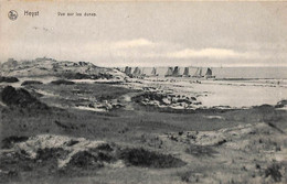 Heist - Heyst - Vue Sur Les Dunes (Nels Edition Laridon Soeurs, Villa Camille 1910) - Heist