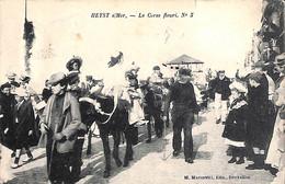 Heist - Heyst - Le Corso Fleuri N° 3 (animation, M. Marcovici 1907) - Heist