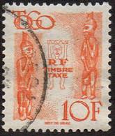 Togo Obl. N° Taxe 46 - Statuette, Idole - Usati