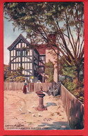 QUEEN ELIZABETH'S HUNTING LODGE RAPHAEL TUCK EPPING FOREST SERIES - Tuck, Raphael