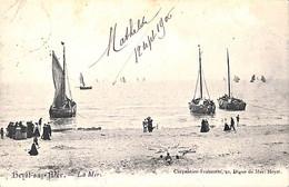 Heist - Heyst - La Mer (Carpentier Francotte Animation 1906) - Heist
