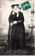 81- CP - FEMME ALBIGEOISE Des Années 1900 -- - Albi