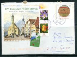Mi USo 162 - 109 Deutscher Philatelistentag - Umschläge - Gebraucht