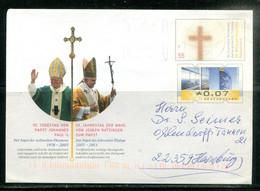 Papst Johannes Paul II, Papst Joseph Ratzinger - Umschläge - Gebraucht