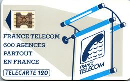 17076 - Frankreich - France Telekom - 120 Unità