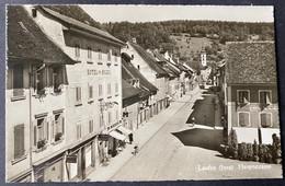 Laufen (Jura) Strasse/ Migros/ Hotel Du Soleil - BL Basle-Country