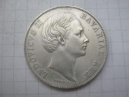 Bavaria 1 Thaler 1867 - Taler & Doppeltaler