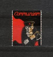 Deutsches Reich Cinderella Propaganda Vignette Postfrisch - Vignetten (Erinnophilie)