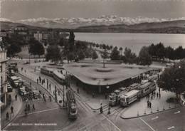 Schweiz - Zürich - Bellevueplatz - 1959 - ZH Zurich