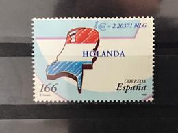 Spanje / Spain - Invoering Euro (166) 1999 - 1991-00 Usati