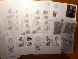 Lichtenstein 2008 Postfrisch + Gestempelt Abo Material Wilhelm Busch - Collections