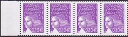 3446, Luquet, Sans Phospho Signé Calvès - Varieties: 2000-09 Mint/hinged