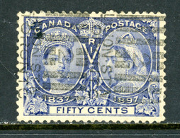 """-Canada-USED 1908-""""Quebec Centenary"""" - Used Stamps"""