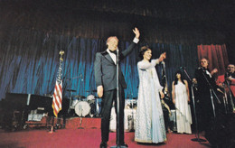 President Jimmy Carter And Rosalynn At Post-Inauguration Reception, 1977 - Presidents