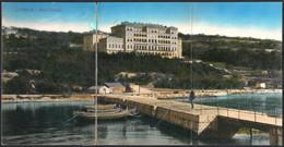 Croatia / Hrvatska: Crikvenica (Cirkvenica), Hotel Therapia   1907 - Kroatien