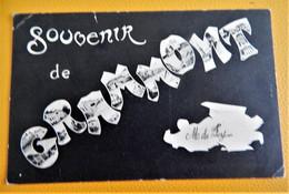GERAARDSBERGEN -  GRAMMONT  -  Souvenir De Grammont - Geraardsbergen