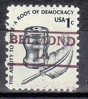 USA Precancel Vorausentwertungen Preos, Locals Iowa, Belmond 872 - Precancels