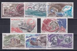 D 236 / MONACO / LOT N° 1125/1132 NEUF** COTE 14€ - Verzamelingen & Reeksen