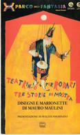 TEATRINO PER RODARI  - TRE STORIE IN MOSTRA - Teatro