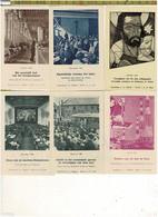 SOLDE 640 - APOSTOLAAT V.H. GEBED BOND V.H. H. HART - 10 CROMOS - Andachtsbilder