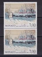D 237 / MONACO / LOT N° 1747 PAIRE NEUF** COTE 13€ - Verzamelingen & Reeksen