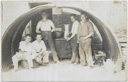 02. BONY. CARTE PHOTO MES DES SOUS OFFICIERS  AN 1929. - Altri Comuni