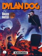 DYLAN DOG N.419 (VASCO ROSSI) (ANNO 2021) - Bonelli