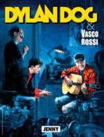 DYLAN DOG N.420 (VASCO ROSSI) (ANNO 2021) - Bonelli