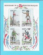 France 1989 BF N° 10** Bicentenaire De La Révolution Française - Mint/Hinged